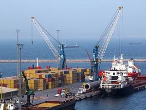 Bandırma Çelebi Limanı'nın işlem hacmi arttı