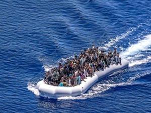 Akdeniz'de her yedi göçmenden birinin hayatını kaybettiği açıklandı