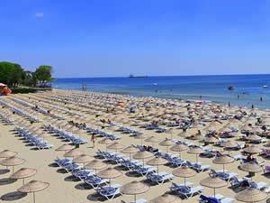 İstanbul Büyükşehir Belediyesi plajlarına ilgi arttı