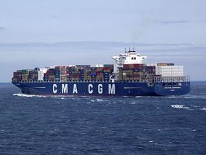 CMA CGM, İran operasyonlarını durdurdu