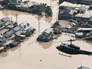 AB-Japonya ticaret anlaşmasına 'sel' engeli