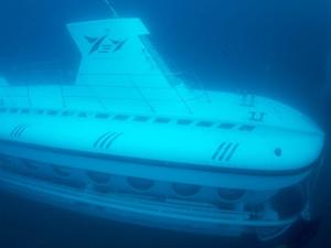 Turistik denizaltı 'Nemo Primeroo' yoğun ilgi görüyor