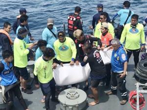 Phuket'te tekne faciasında ölü sayısı artıyor