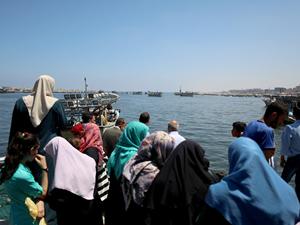 Özgürlük Gemisi 2, ablukayı kırmak için Gazze'den yola çıktı