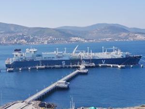 BOTAŞ, Saros Körfezi'nde FSRU iskelesi kuracak