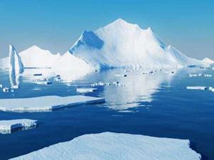 Küresel ısınma buzulları olumsuz etkiliyor