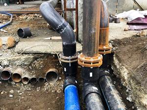 HOPAPORT'ta yangın söndürme sistemleri komple yenilendi