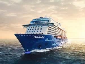 TUI Cruises, iki adet LNG yakıtlı kruvaziyer gemisi sipariş etti