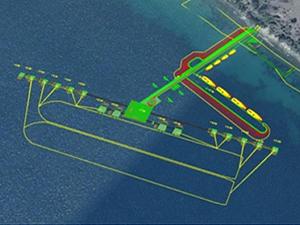 Saros Körfezi'ne yapılacak FSRU iskelesi tepki gördü