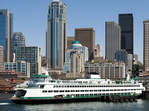 Washington State Ferries, Green Marine programına katıldı