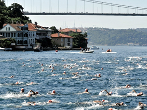 Samsung Boğaziçi Kıtalararası Yüzme Yarışı, 22 Temmuz'da düzenleniyor