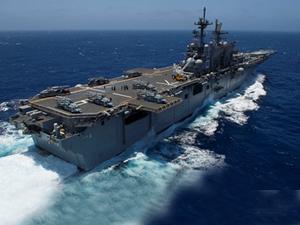 ABD, Essex Amfibi Hazırlık Grubu gemilerini Pasifik'e sevk etti