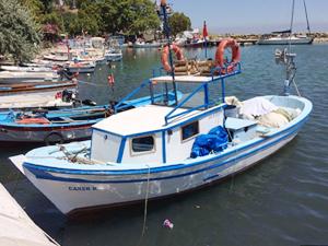 Malatya'da 63 balıkçı teknesine 47 bin lira destek verildi