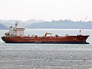 Soechi Lines, bu yıl ikinci kimyasal tankerini satın aldı