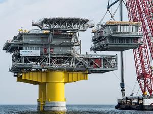 Baltık Denizi'ne kurulan off-shore RES, 2021'de devreye alınıyor