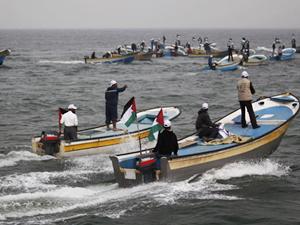 İsrail, Gazzeli balıkçılara 3 mil sınırı getirdi