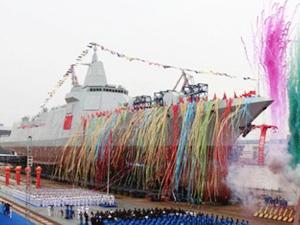 Çin Halk Kurtuluş Ordusu Deniz Kuvvetleri, güç gösterisi yaptı