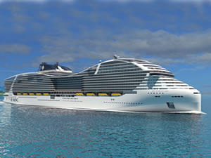 MSC, PortMiami'de yeni kruvaziyer terminali inşa ediyor