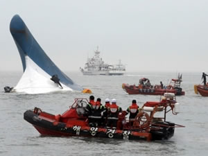 Güney Kore'deki feribot kazası davasında karar verildi