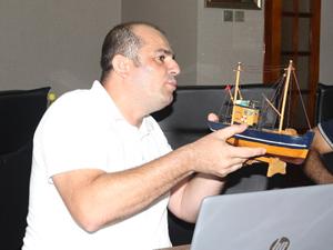 'Amatör Denizci Belgesi' Manisa'da yoğun ilgi görüyor