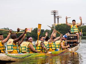28. Hong Kong Ejderhalı Tekne Festivali, New York'ta başladı