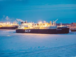 Kuzey Denizi'nden Çin'e ilk LNG sevkiyatı yapıldı