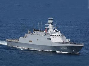 Türkiye'nin ilk milli gemisi TCG Büyükada, teknolojik özellikleriyle dikkat çekiyor