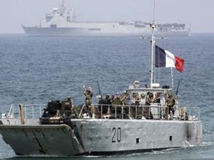 Larnaka'ya Fransız deniz üssü kuruluyor