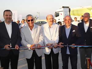 Didim D-Marin Petrol Ofisi istasyonunun açılışı yapıldı