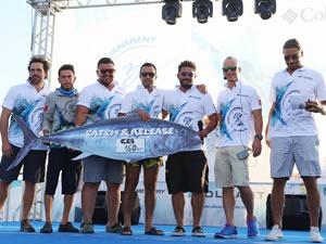 Balıkçılar Columbia PFG Alaçatı Big Fish Turnuvası'nda buluşuyor