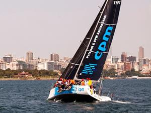 Palamut & CPM Sailing Team, dört kupayla evine döndü