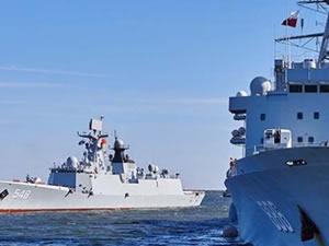 NATO gemilerinin Odessa Limanı'na giriş yaptığı açıklandı