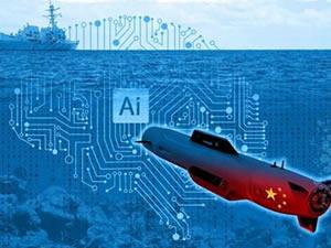 Çin'den yapay zeka destekli denizaltı hamlesi