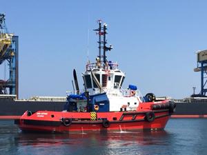 Med Marine filosuna beşinci 23 metre römorkörü gönderiyor