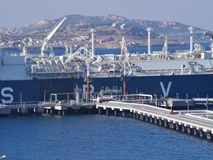 Botaş ve Kolin-Kalyon Ortaklığı, iki adet yüzer LNG terminali sipariş etti