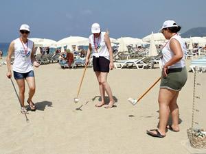 Alanya'da 'Plajına Sahip Çık Projesi' başladı