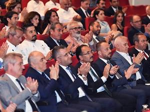 2018 Yılı Şehir Ödülleri İzmir'de verildi