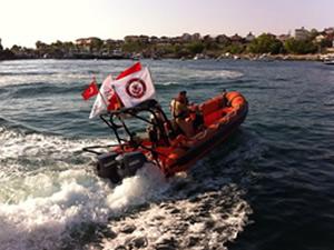 Kıyı Emniyeti, Karadeniz'de hayat kurtarıyor