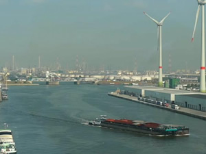 ABD ile vergi krizi Anvers Limanı'nı da vurdu