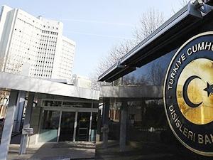 Türkiye'den Suudi petrol tankerine yapılan saldırıya kınama