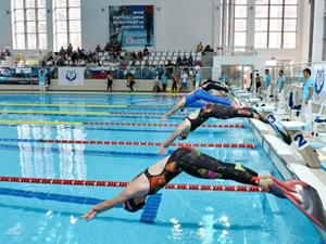 Paletli Yüzme Şampiyonası'na geri sayım başladı
