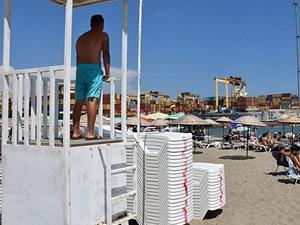 Mutlukent Halk Plajı, yerli ve yabancı turisti ağırlıyor