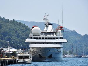 M/S Orient Queen, Marmaris'e 191 yolcu getirdi