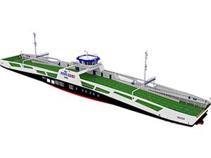 Norled, Remontowa'ya iki yakıtlı feribot siparişi verdi