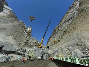 Yusufeli Barajı bütçeye 600 milyon katkı sağlayacak