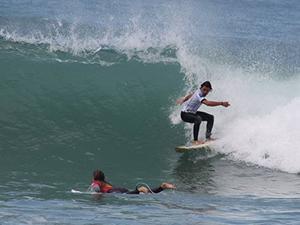 Dalga Sörfü Türkiye Şampiyonası sona erdi