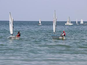Bulgar yelkenciler, şampiyonalara Türk sularında hazırlanıyor