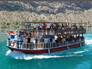 200 öğrenci Halfeti'yi gezme fırsatı buldu