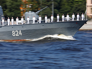 Vladimir Putin: Donanmamızı güçlendirmeye devam edeceğiz