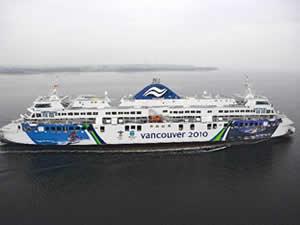 BC Ferries, feribot filosunu modernize ediyor